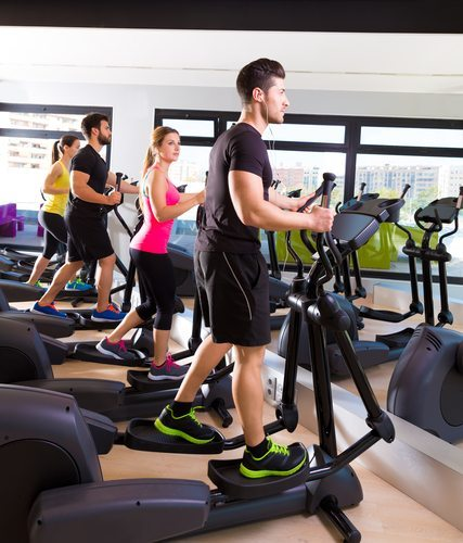 How to use an elliptical Fitness Gallery