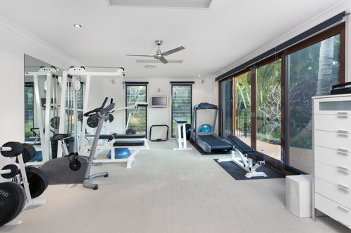 How to build a home gym by Fitness Gallery