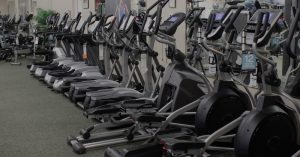 Fitness Gallery Elliptical Machines