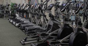 Fitness Gallery Elliptical Machines