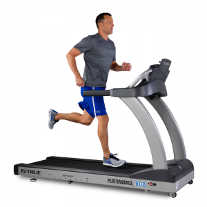 TRUE Fitness PS800 Treadmill available at Fitness Gallery