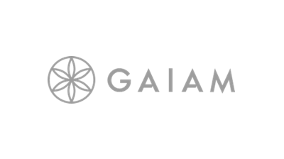 Gaiam Yoga Logo