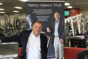 John Conti, Director of Commercial Fitness at Fitness Gallery