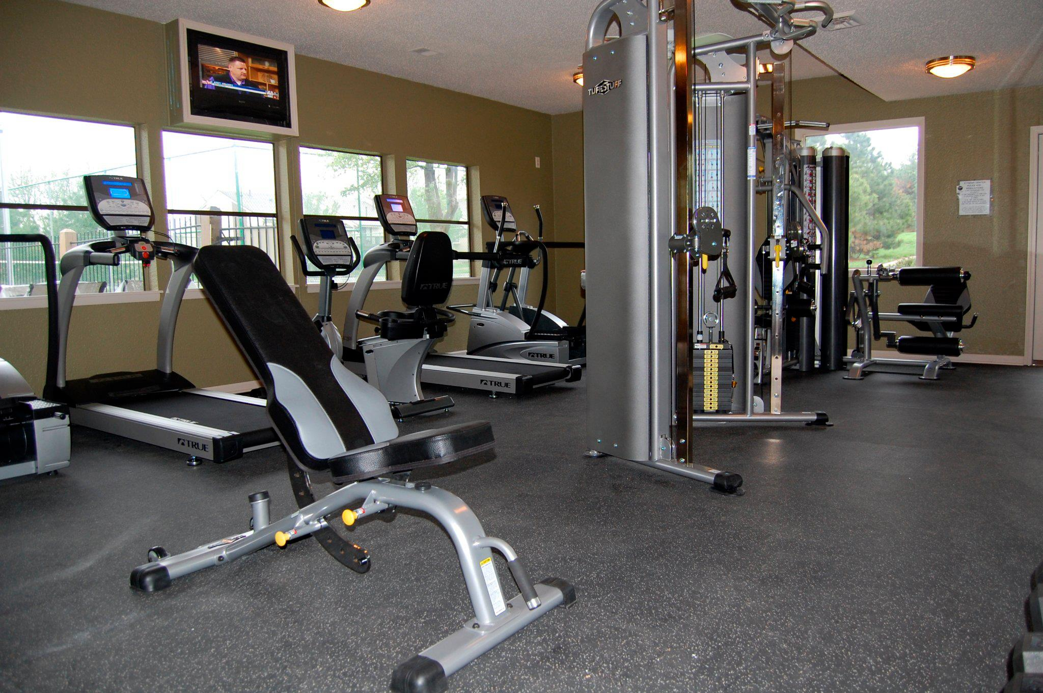 Autumn Park Apartment - Commercial Install by Fitness Gallery