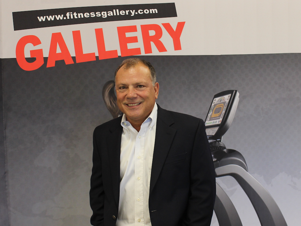 John Conti, Commercial Fitness at Fitness Gallery