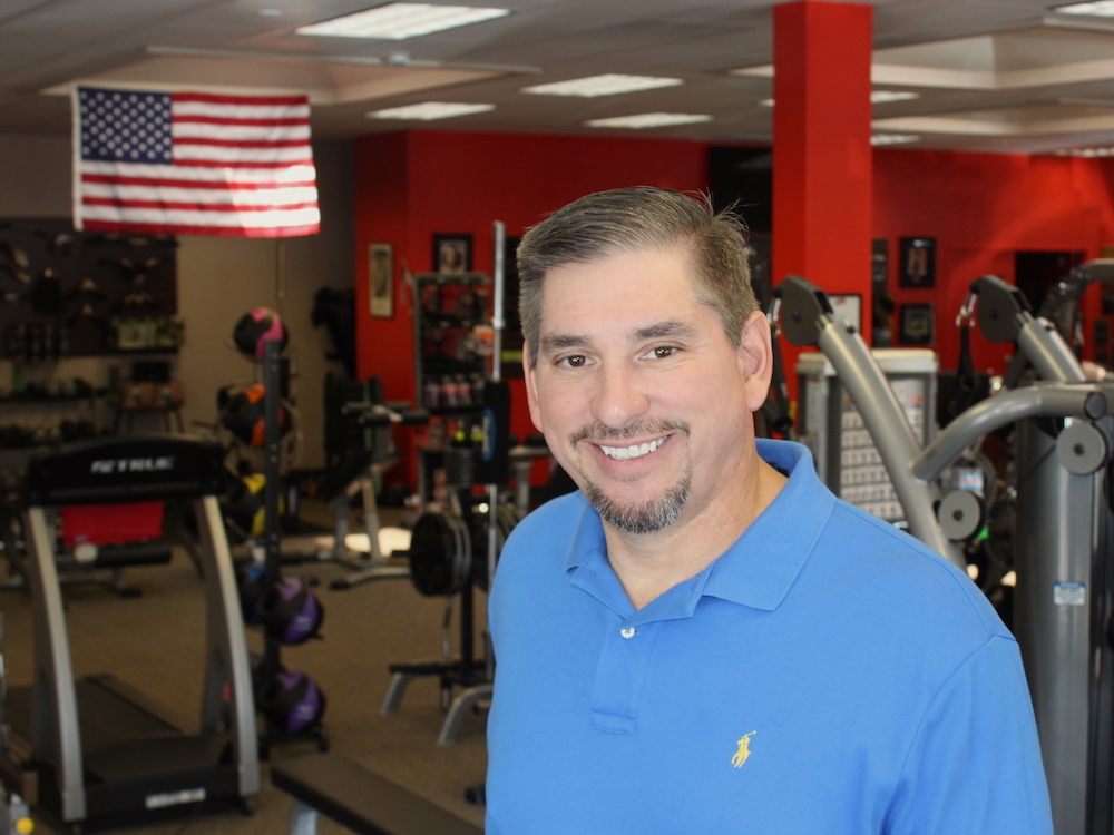 Pat Evans, Fitness Gallery