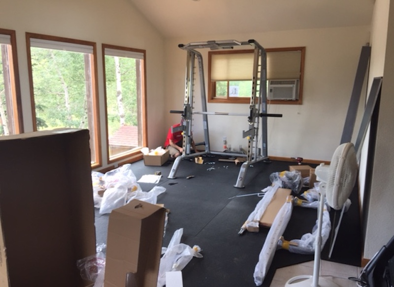 Fitness Gallery Deliver & Install