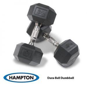 Hampton Fitness Durabell Dumbbells