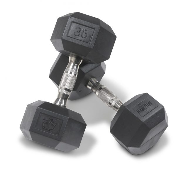 Hampton Dura-bell Dumbbells by Fitness Gallery