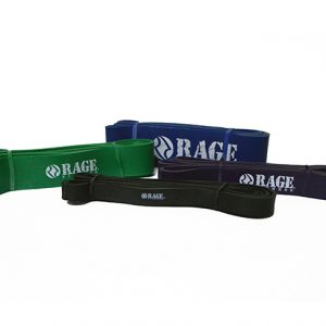 Rage Fitness Resistance Bands
