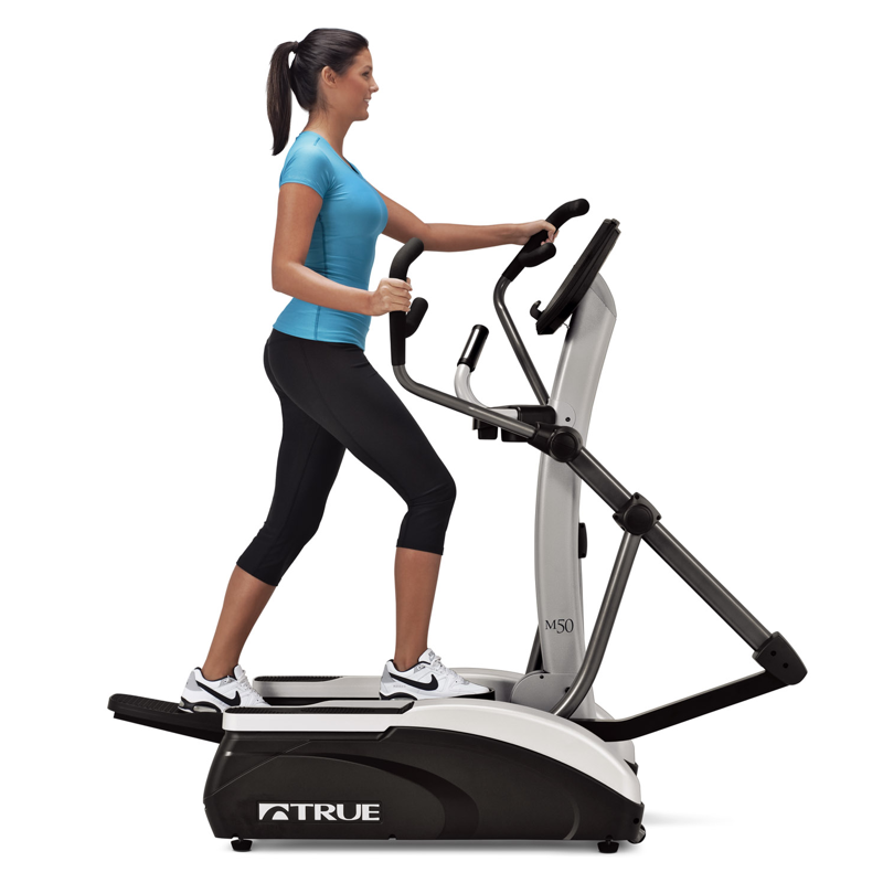 True Fitness Elliptical Es700: TRUE Fitness M50 Elliptical Available At Fitness Gallery