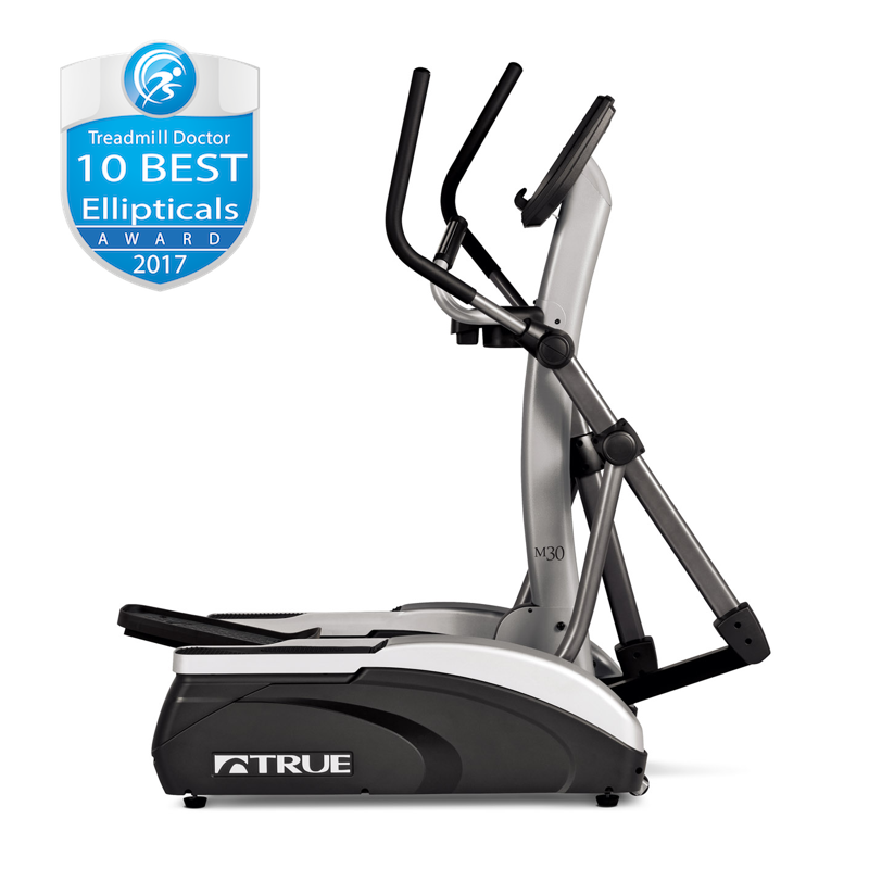 True Traverse Elliptical: True Fitness M30 Elliptical Trainer