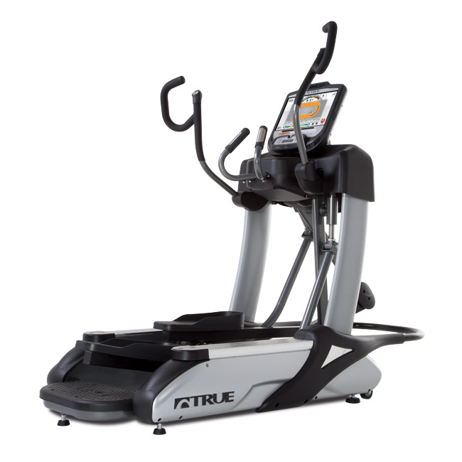True Traverse Elliptical: True Fitness CS Spectrum Commercial Elliptical