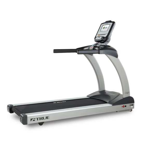 TRUE Fitness CS400 Treadmill available at Fitness Gallery