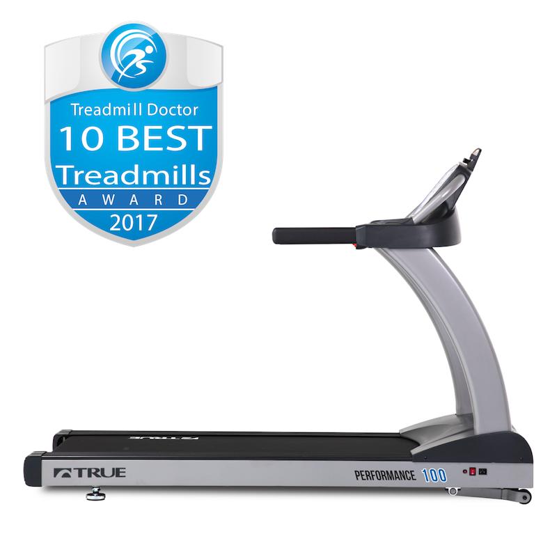 True Performance Series Elliptical: True Fitness Performance 100 Treadmill