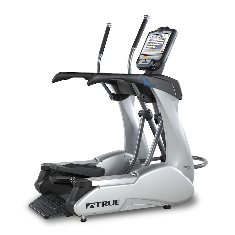 True Fitness Elliptical Es700: TRUE Fitness CS900 Commercial Elliptical At Fitness Gallery
