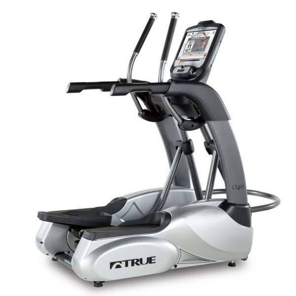 TRUE Fitness CS400 Elliptical available at Fitness Gallery