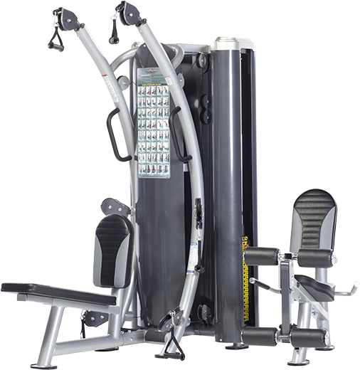 TuffStuff HTX 2000 Functional Trainer at Fitness Gallery