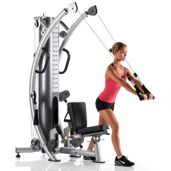 TuffStuff SPT-6x Six Pak Trainer at Fitness Gallery