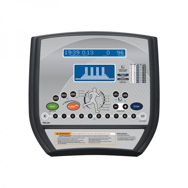 TRUE Fitness CS 200 Elliptical Console