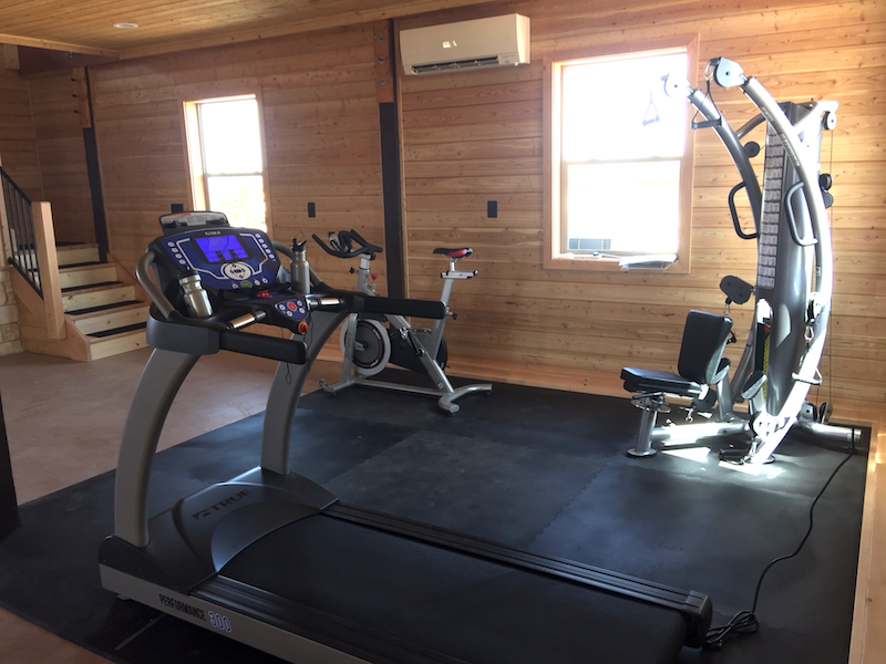 Create your home gym with Fitness Gallery