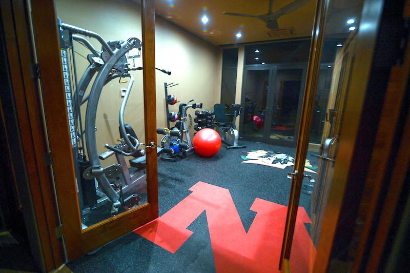 Home-Gym-Entrance