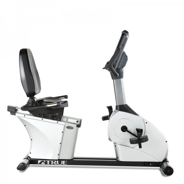 TRUE Fitness CS400 Recumbent Bike at Fitness Gallery