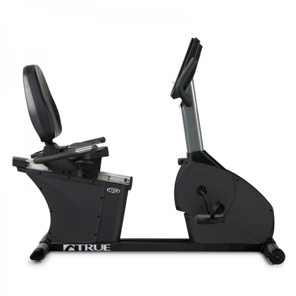 TRUE Fitness CS200 Recumbent Bike available at Fitness Gallery