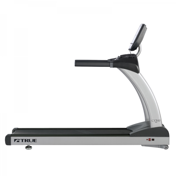 TRUE Fitness CS200 Treadmill available at Fitness Gallery