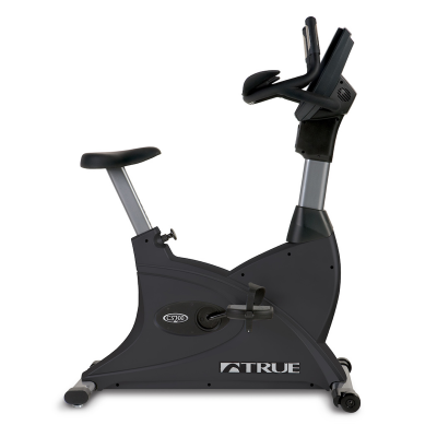 TRUE Fitness CS200 Upright Bike available at Fitness Gallery
