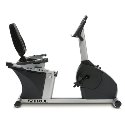 TRUE Fitness PS100 Recumbent Bike at Fitness Gallery