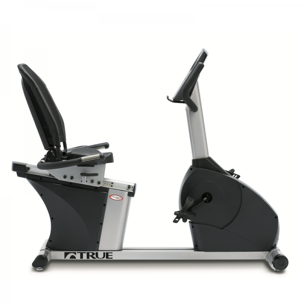 TRUE Fitness PS50 Recumbent Bike available at Fitness Gallery