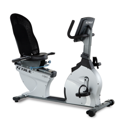 TRUE Fitness ES900 Recumbent Bike available at Fitness Gallery
