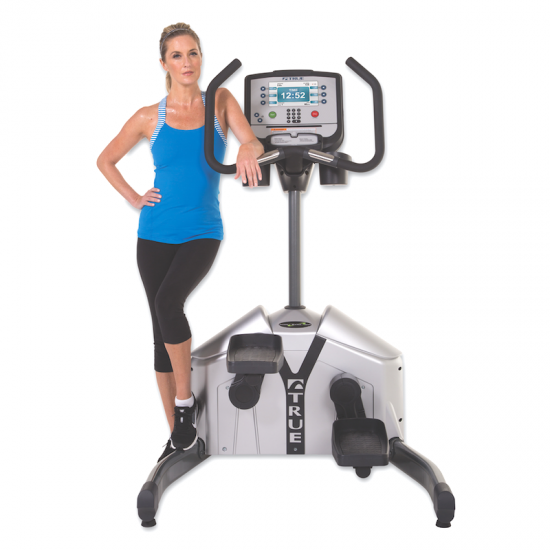 True Fitness Elliptical M30: TRUE Fitness CS400 Elliptical (Commercial-Grade) At