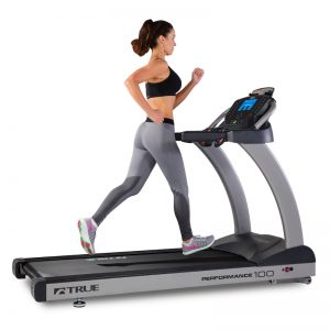 TRUE PS100 Treadmill at Fitness Gallery