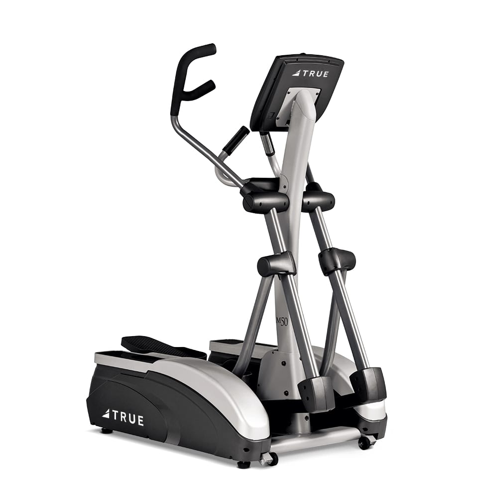 TRUE Fitness XM50 Elliptical Trainer Machine - Fitness Gallery