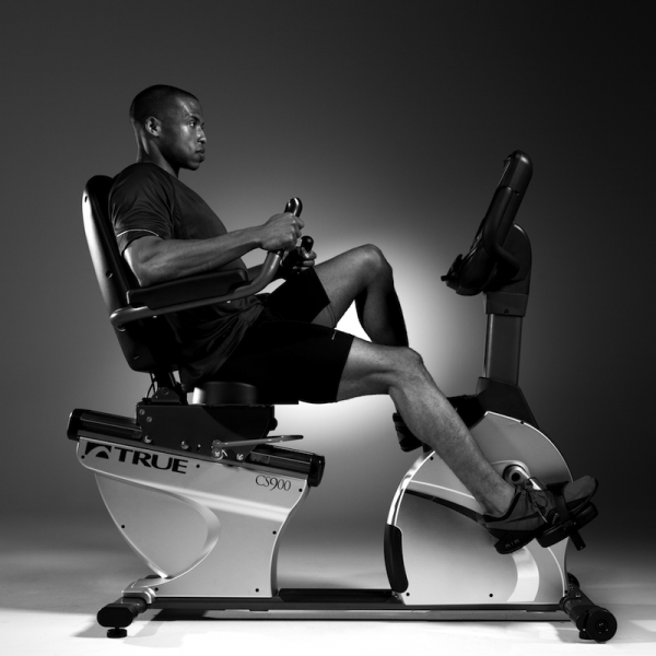 TRUE Fitness CS900R Bike available at Fitness Gallery