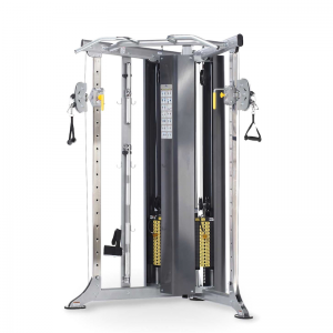 TuffStuff Dual Adjustable Pulley System at Fitness Gallery