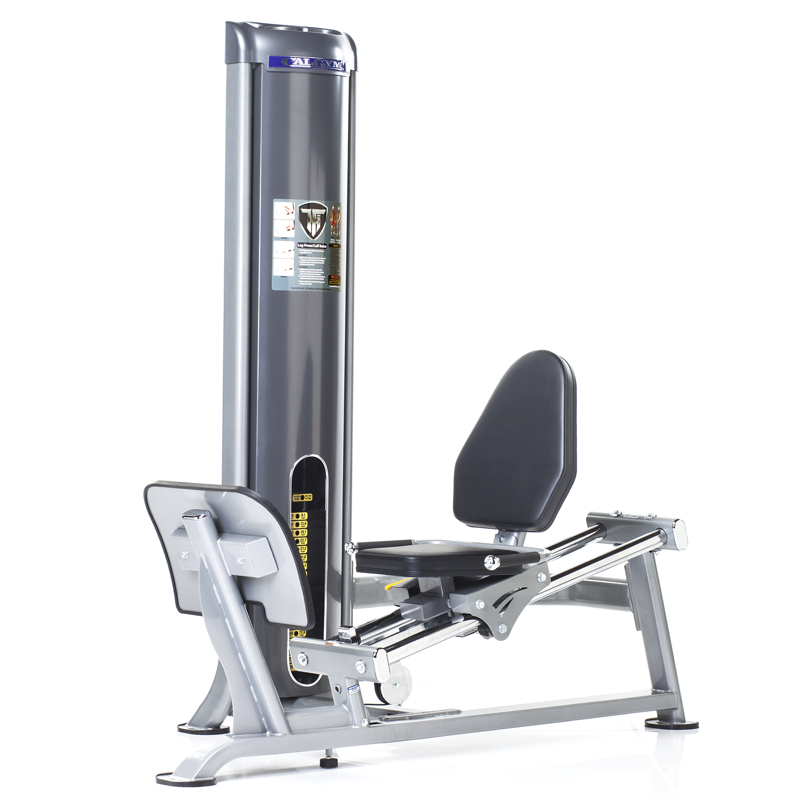 Tuffstuff Calgym Commercial Seated Leg Press Fitness Gallery