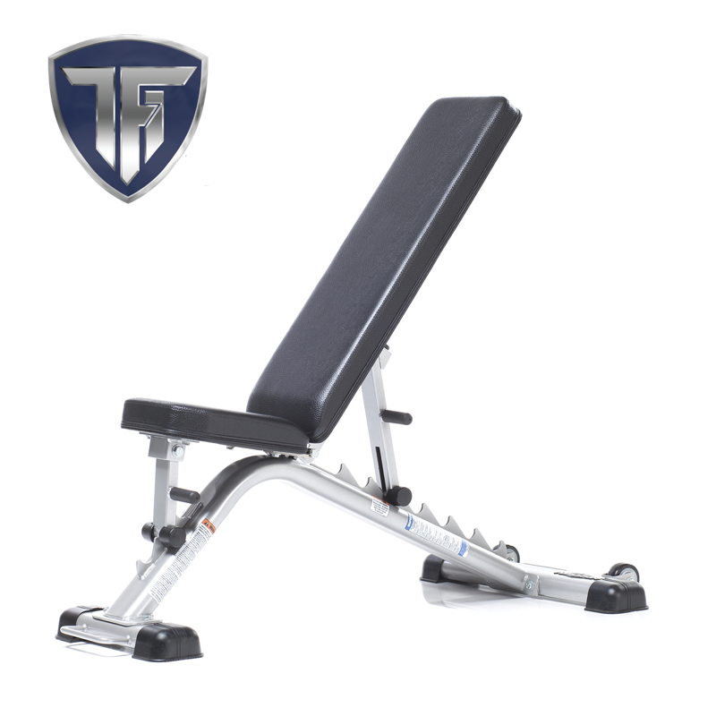 Tuffstuff Evolution Flat Incline Ladder Bench Fitness Gallery