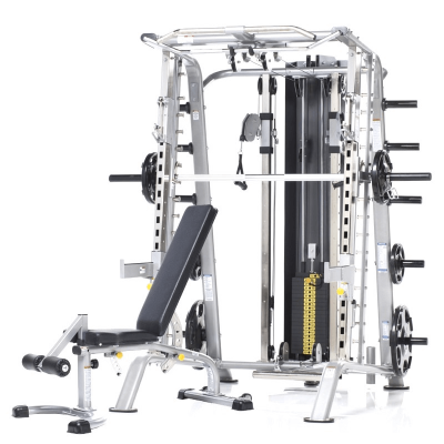 TuffStuff CSM-725WS Smith Machine / Cage Combo
