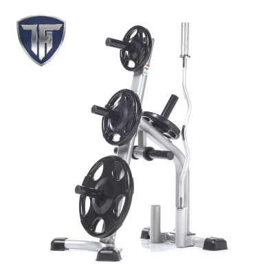TuffStuff CXT255 Olympic Weight Tree at Fitness Gallery