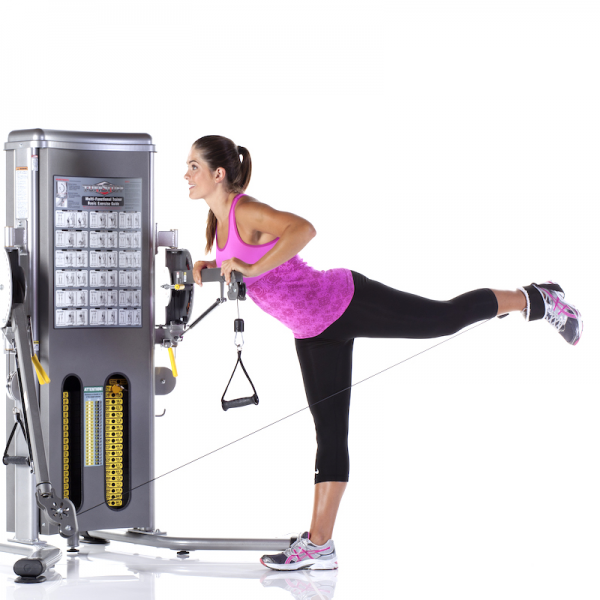 TuffStuff MFT2700 Dual Stack Functional Trainer