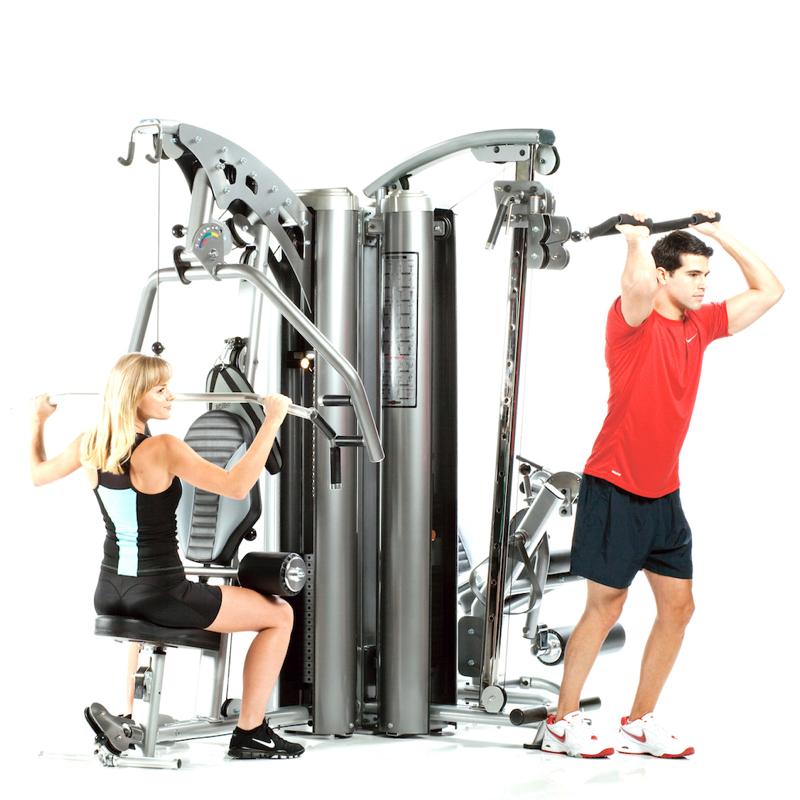 TuffStuff AP 7300 3-Station Multi Gym