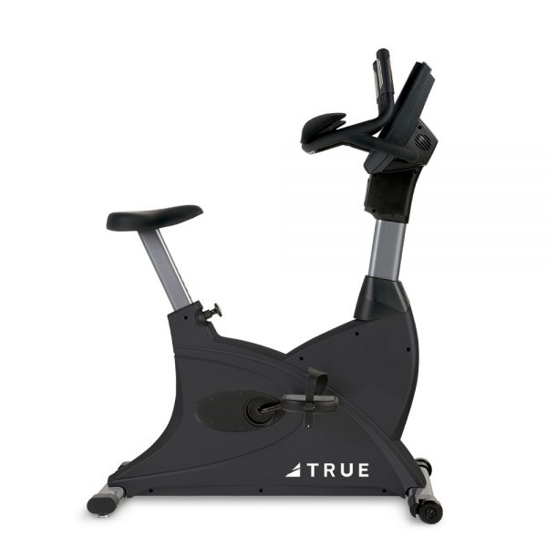 TRUE CS200 Commercial Upright Bike at Fitness Gallery
