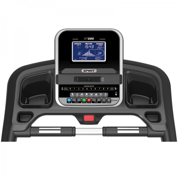 Spirit XT285 Treadmill available at Fitness Gallery