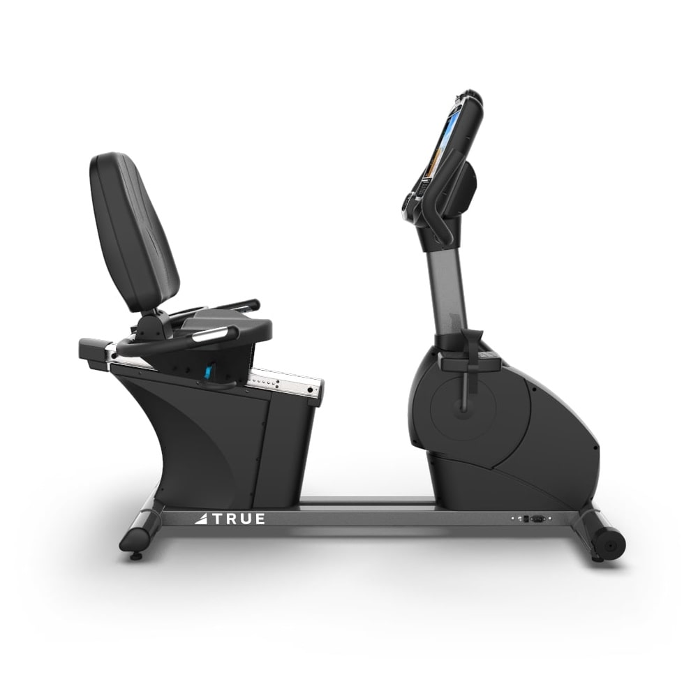 TRUE Fitness C400 Commercial Recumbent Bike