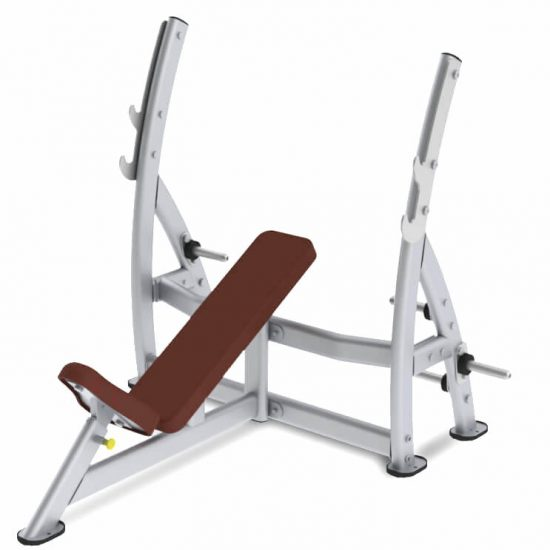 TRUE Fitness' Paramount XFW 7200 Bench Press at Fitness Gallery