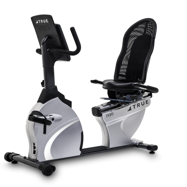TRUE ES900 Recumbent Bike - Shop Fitness Gallery