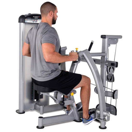 TRUE Paramount FUSE XL Seated Row at Fitness Gallery